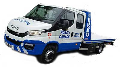 Rosss Recovery Truck Icon
