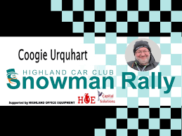 Snowman Rally 2020